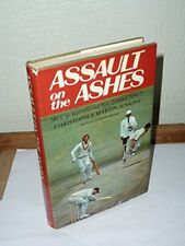 Assault on the Ashes: MCC in Australia and New Zealand, 1974-75 HBK - GOOD
