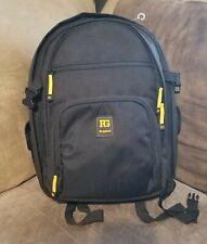RG Ruggard Outrigger 45 Black DSLR/SLR/TLR Camera Backpack New Without Tag