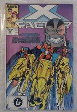 Marvel X Factor # 19 Aug 1987 ( Cb # 53 )