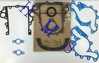 FEL-PRO TCS 45554 TIMING COVER GASKET SET FITS GMC V8 379 6.2 395 6.5L DIESEL