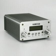 15W PLL FM Transmitter Wireless Bluetooth Stereo Radio Antenna Station 88~108MHz