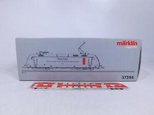 CP375-0,5# Märklin H0 Leerkarton für 37394 E-Lok/E-Lokomotive BR 101 DB, NEUW