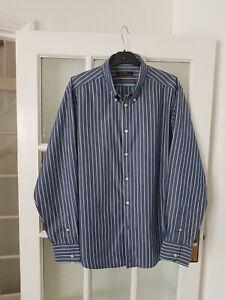 BEN SHERMAN  casual shirt size XL