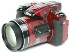 Nikon Coolpix P610 16.0 MP Digital SLR Camera - Red *immaculate