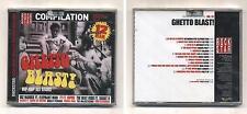 Cd ROCKSTAR Compilation Biz Markie Vol 20 Ghetto Blast NUOVO Hip Hop All stars
