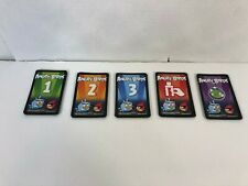 Angry Birds Space Replacement Deck of Mission & Points Cards