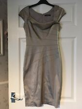 Jane Norman Bronze/gold Dress Size 6
