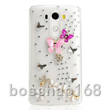Glitter Luxury Crystal Bling Rhinestone Diamonds Soft Silicone Gel Case Cover #M