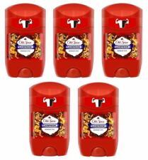 5x Old Spice Lionpride Deodorant Solid Stick for Men 5x50ml FREE SHIPPING