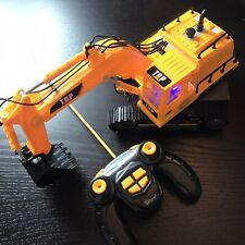 RC Excavator Top Race 7 Channel Full Functional Battery TR-111