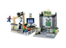 LEGO 4851 - SPIDER-MAN - Spider-Man & Green Goblin - The Origins - NO BOX