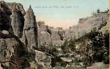 (jkw) Bad Lands SD: Cupola Rock and Wall