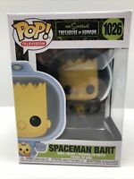 Funko Pop! Television: The Simpsons Treehouse of Horror #1026 Spaceman Bart