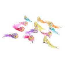 12pcs Artificial Foam Feather Mini Bird Craft Home Wedding Decor Ornament