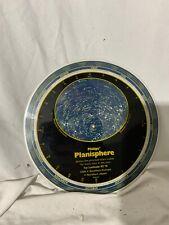 1982 Philip's Planisphere:latitude 42°N USA/ Southern Europe/ & Northern Japan