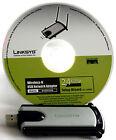Adaptador de Red USB LINKSYS (Cisco Systems) WUSB300N Wireless-N
