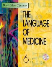 The Language of Medicine: A Write-In Text Explaining Medical Terms (Book with CD