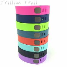 8 Replacement Wristbands For Fitbit Flex Large Bands + 6 Clasps