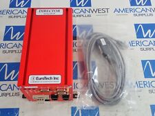 Eurotech Director IV-P  PLC Relay Communication Module with Cable NEW