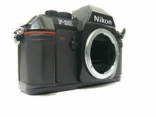 Nikon f-301 cámara body funda neopreni cámara reflex vintage 1912