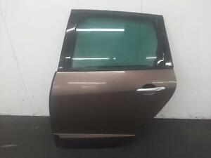 Genuine Renault Megane Laguna Espace /& Scenic N//S//F Door Lock Cover In Black