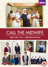 Call The Midwife Series 1 to 5 BOXSET DVD