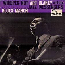 "ART BLAKEY & THE JAZZ MESSENGERS – Blues March (VINYL SINGLE 7"" DUTCH PS)"