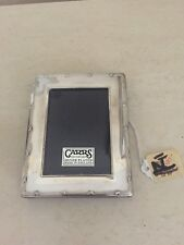 CARRS ENGLAND SILVER PLATED ~ PHOTO  FRAME