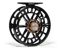 Ross Evolution LTX Fly Reel - Size 5/6 - Color Black - NEW - FREE FLY LINE