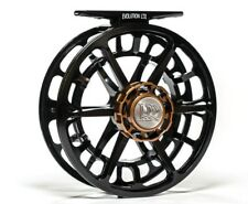 Ross Evolution LTX Fly Reel - Size 7/8 - Color Black - NEW - FREE FLY LINE