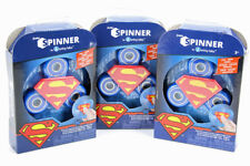 THREE Zuru Antsy Lab Fidget Spinner SUPERMAN  New