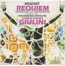 Wolfgang Amadeus Mozart - Requiem (CD) 1994; KV 626