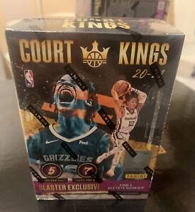 Court Kings Blaster - Sealed Box - 2020 2021 - NBA