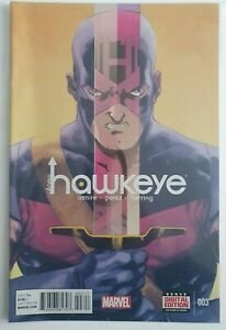 Hawkeye All-New #3 Marvel Comic NM Bagged May 2015