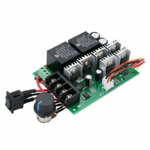 Replacement Speed Controller Adjust Current Accessory PWM CW.CCW Industrial