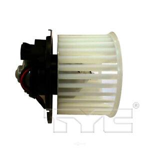 HVAC Blower Motor Front TYC 700161 fits 01-02 Chevrolet C3500