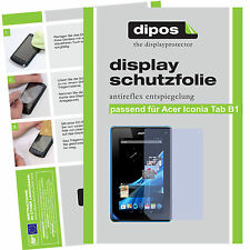 2x Acer Iconia Tab B1 Pellicola Prottetiva Antiriflesso Proteggi Schermo