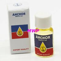 Uhrenöl für Armbanduhren 10ml Öl für Uhren (69,00 EUR/100 ml) NEU Watch oil