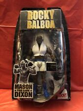 "Mason ""The Line"" Dixon Rocky Balboa Collector Series 2006 Jakks Pacific"