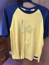 Mens CottonTog 24 Short SleeveT-Shirt Size S Shoe Design