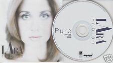 LARA FABIAN Pure (CD 1997) Quebec French Pop Album 11 Songs
