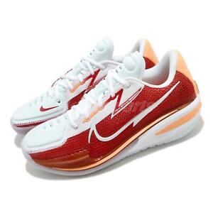 Nike Air Zoom G.T. Cut EP University Red White Yellow Men Basketball CZ0176-100