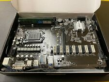ASRock H110 Pro BTC+ Motherboard(13PCIE!) WITH4GB Crucial Single DDR4 RAM