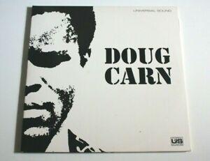 Doug Carn – The Best Of Doug Carn - 2 x LP, 1997 compilation
