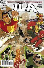 JLA  Comic Issue 120 Modern Age First Print 2005 Harras Derenick Green DC
