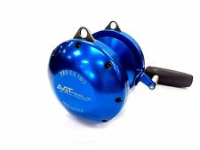 Avet EX 50/2 Two-Speed Lever Drag Big Game Reel 80-130 Lb EX50/2 BLUE, R/H, NEW