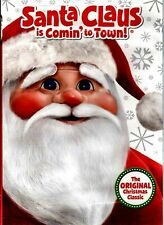 NEW DVD- SANTA CLAUS IS COMING TO TOWN - CHRISTMAS - Fred Astaire, Mickey Rooney