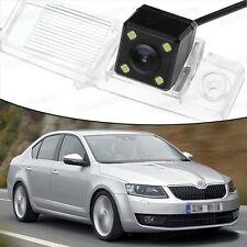 CCD Car Camera Rear View Reverse Backup Parking for Skoda Octavia Sedan 13-16