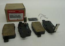 Genuine Honda Accord Rear Brake Pad Set 43022-TA0-A81