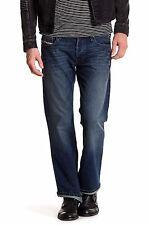NEW $198 Diesel Zatiny Regular Bootcut Blue Jeans Wash 0RZ65 Size 31X32 W31 L32